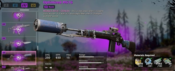 Far Cry: New Dawn Circuit Boards - How to Get High-End Weapons