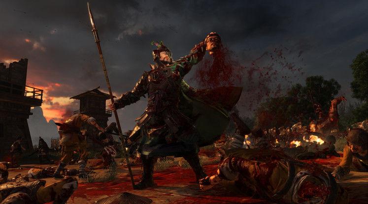 Total War: Three Kingdoms Blood DLC Video Showcases Most Gruesome Kills