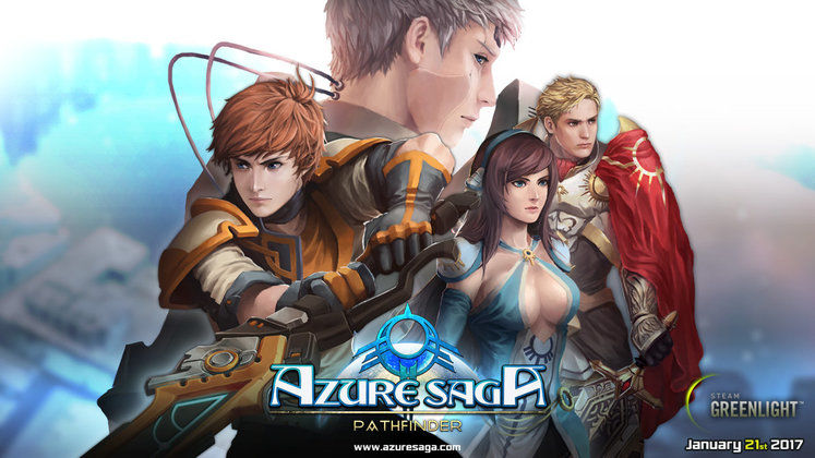 We're Giving Away 10 Copies of RPG Azure Saga: Pathfinder - And It Couldn't Be Easier To Enter!