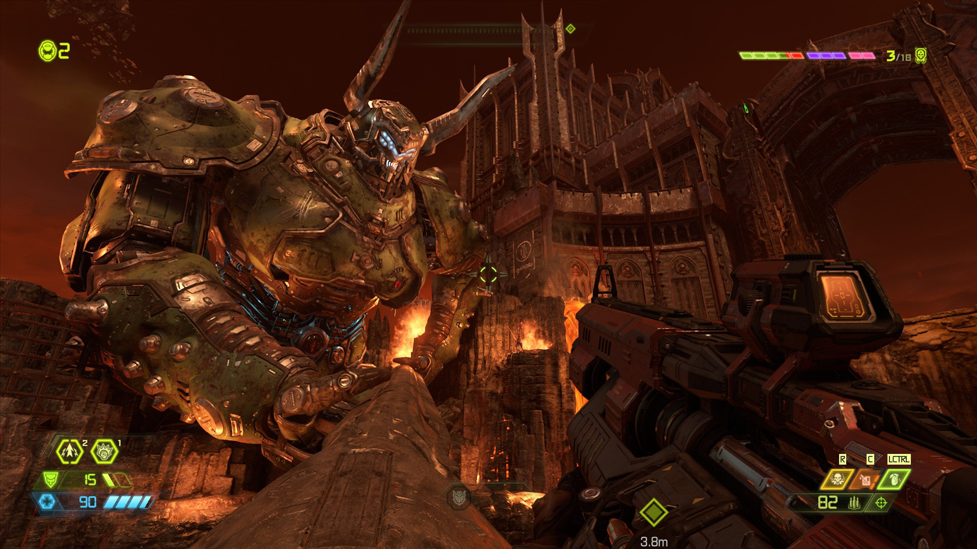 Doom Eternal Pc Review Gamewatcher