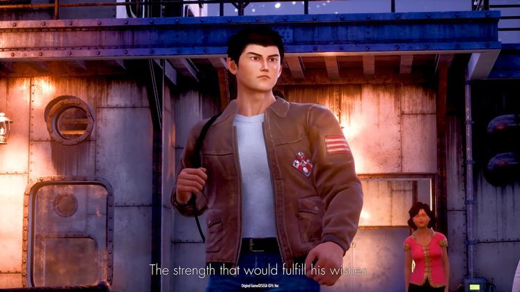 Shenmue III gets a release date in its new trailer