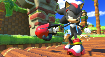 Shadow The Hedgehog is the fourth playable character in Sonic Forces