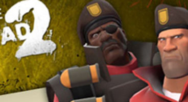 Valve declare Left 4 Dead/Team Fortress crossover with Bill's hat