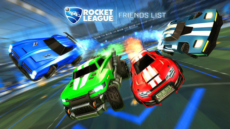Rocket League Friends Update Launches Next Week, Introduces Cross-platform Friends List