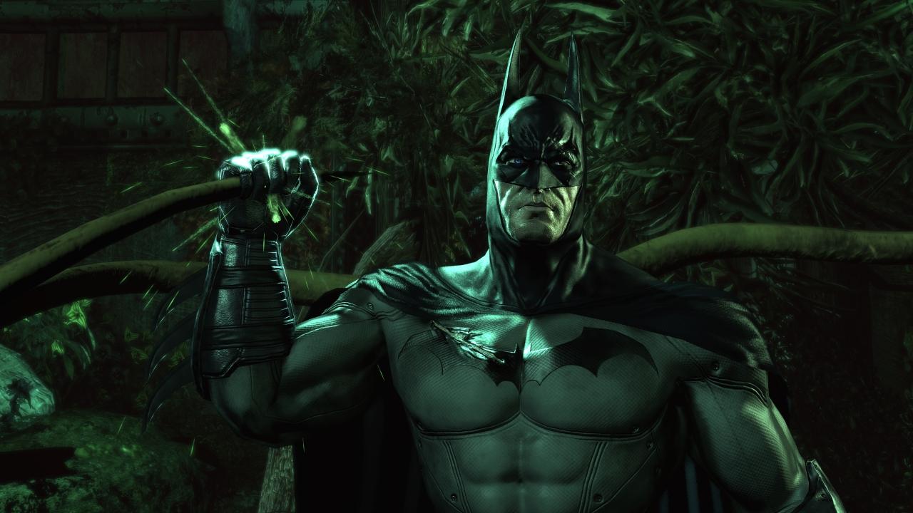 Batman: Arkham Asylum PC delayed, features Nvidia's PhysX