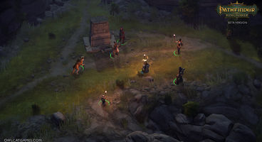 New Trailer for Pathfinder: Kingmaker reveals features for the upcoming cRPG