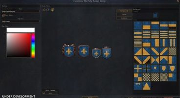Crusader Kings 3 Getting a Coat of Arms Designer in Patch 1.5