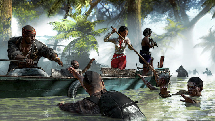 Dead Island: Riptide gets April 2013 launch