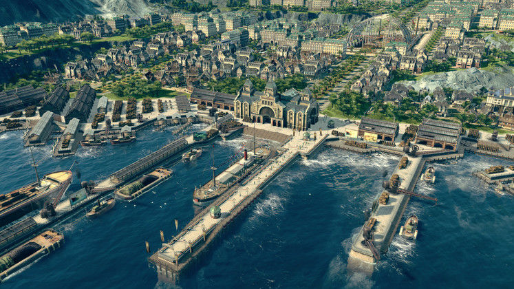 Anno 1800 is the Next Ubisoft Epic Store Exclusive