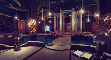 Mysterious First-Person Puzzler, The Sojourn, Announced