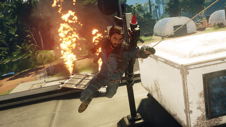 Just Cause 4 DLC Roadmap Revealed, Challenges and Free DLC Coming