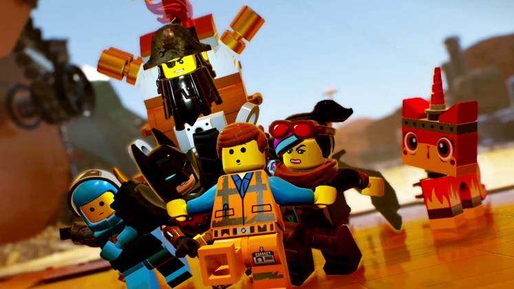 The LEGO genre has been totally reinvented at last! But is it fun to play?