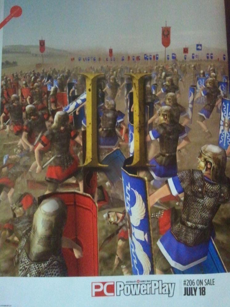 Rumor: Total War: Rome II announcement coming in July