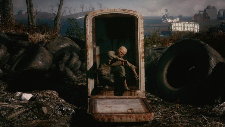 Fans are upset about Bethesda charging $7 for a refrigerator in Fallout 76