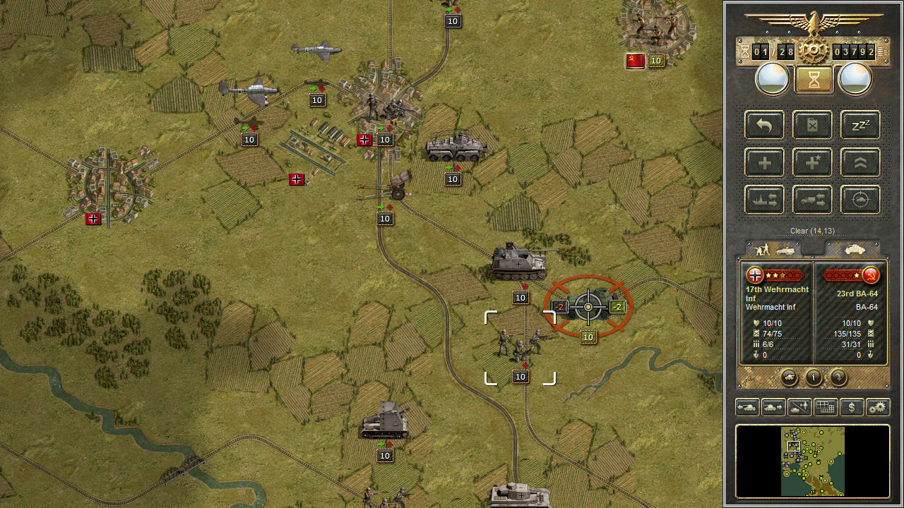 Panzer Online Games