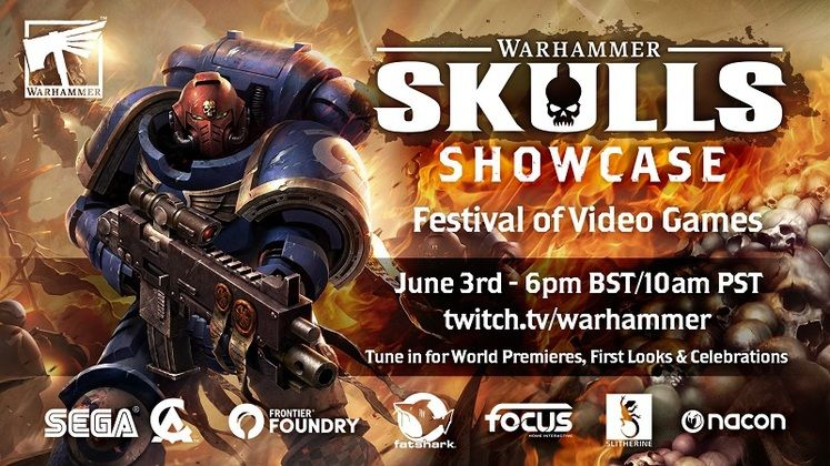 Warhammer Skulls Showcase Kicks Off A Week-Long Festival With Announcements and World Premieres