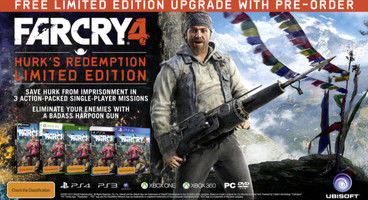 Ubisoft puts Unity and Far Cry 4 up for pre-order on Steam, hikes up UK prices