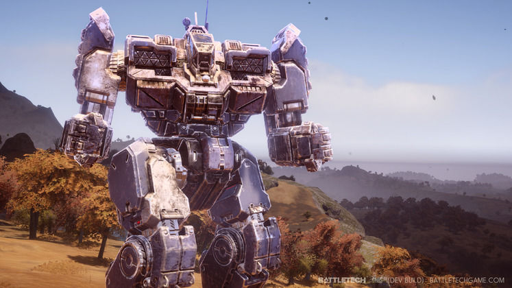 Paradox Interactive are buying the Battletech devs