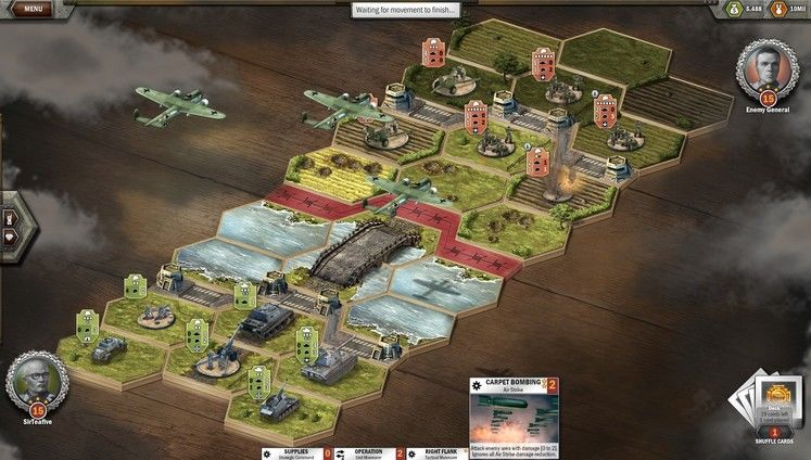 Ubisoft launch Open Beta for turn-based tank strategy title Panzer General Online