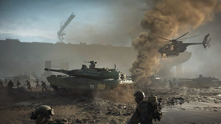 Battlefield 2042 Release Date Revealed Alongside Modern Setting and Launch Maps Supporting Up to 128 Players