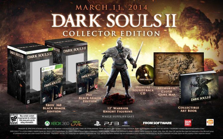 Tokyo Game Show 2013: Dark Souls 2 gets March 2014 release date
