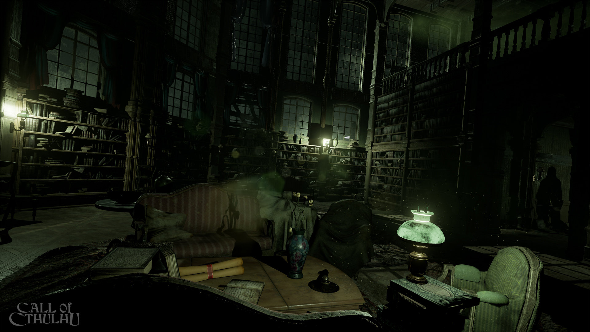 Call of Cthulhu in arrivo su PlayStation 4, Xbox One e Pc, il 30 ottobre 3