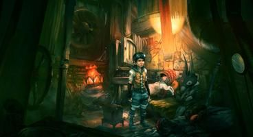 Silence: The Whispered World 2 features dual protagonists, is coming in early 2015