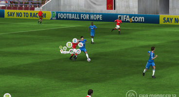 FIFA Manager 12 announced