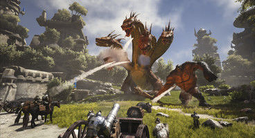 Hackers Invade ATLAS With Infinite Dragons and Mortars, Servers Inevitably Taken Offline