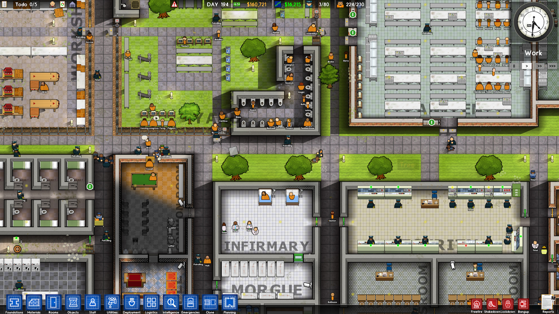 Prison Architect Passes 4 Millon Downloads, The Clink Update Live on