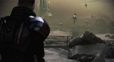 BioWare didn't want Mass Effect 3's conclusion