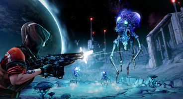 New Borderlands is standalone 'pre-sequel', four new characters with Claptrap