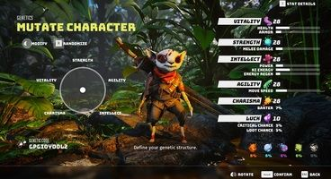 Biomutant Classes - Character Creation and Breed Selection Tips