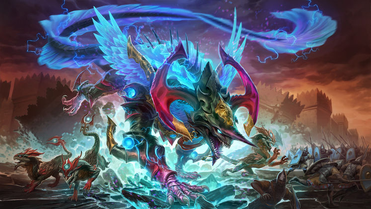 Smite Season 8 Release Date - Here's When 2021's First Season Goes Live