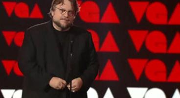 Guillermo del Toro has Insane talks with
