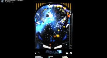 Hyperspace Pinball now available