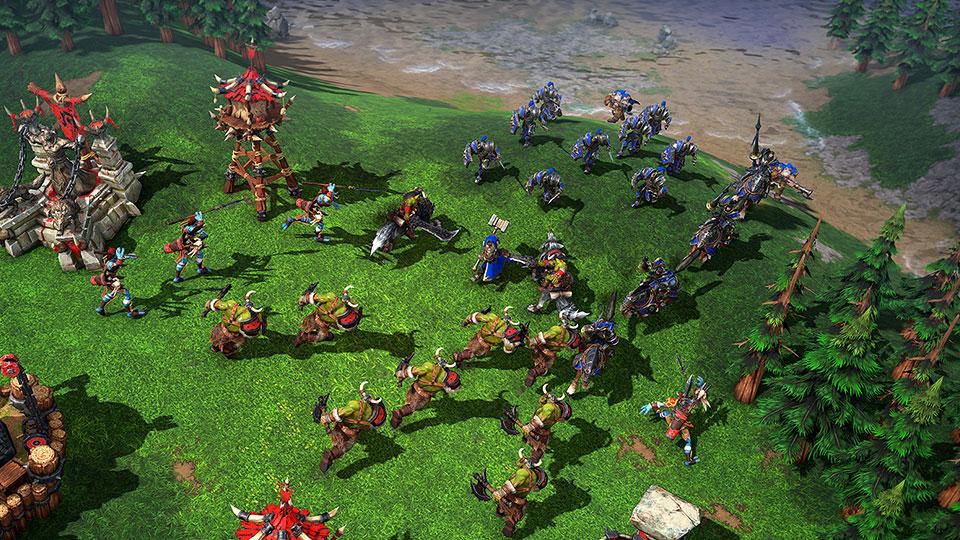 Warcraft 3 Reforged Patch Notes Update 1 32 1 Gamewatcher