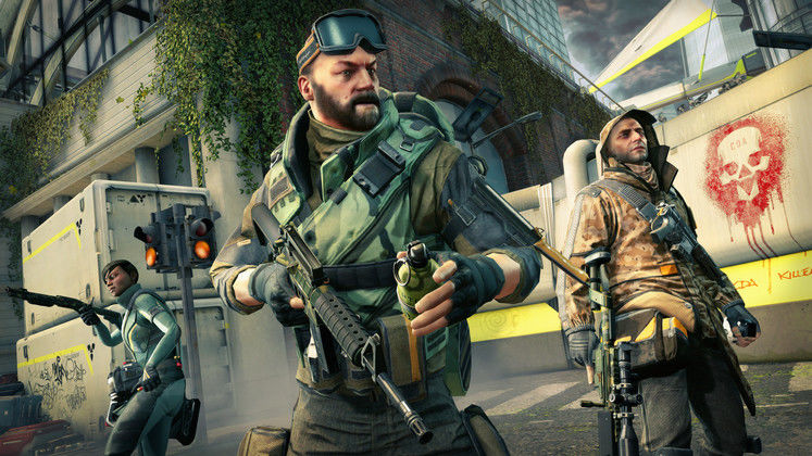 Dirty Bomb Development Officially Grinding to a Halt