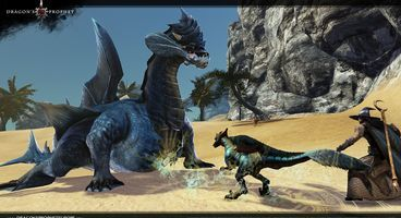 Free-to-play MMO Dragon's Prophet shows off its beastiary