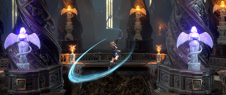 Bloodstained Ritual of the Night Faerie Wing - Item Location Guide