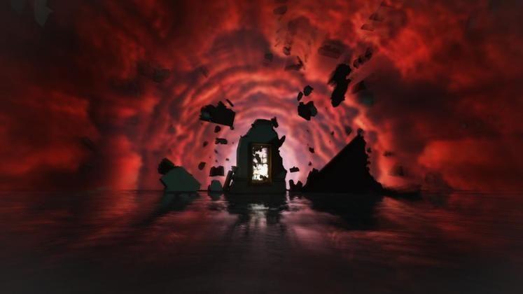 This Halloween season's quintessential interactive Cosmic Horror