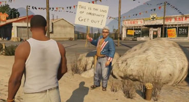 Grand Theft Auto V first gameplay trailer now live