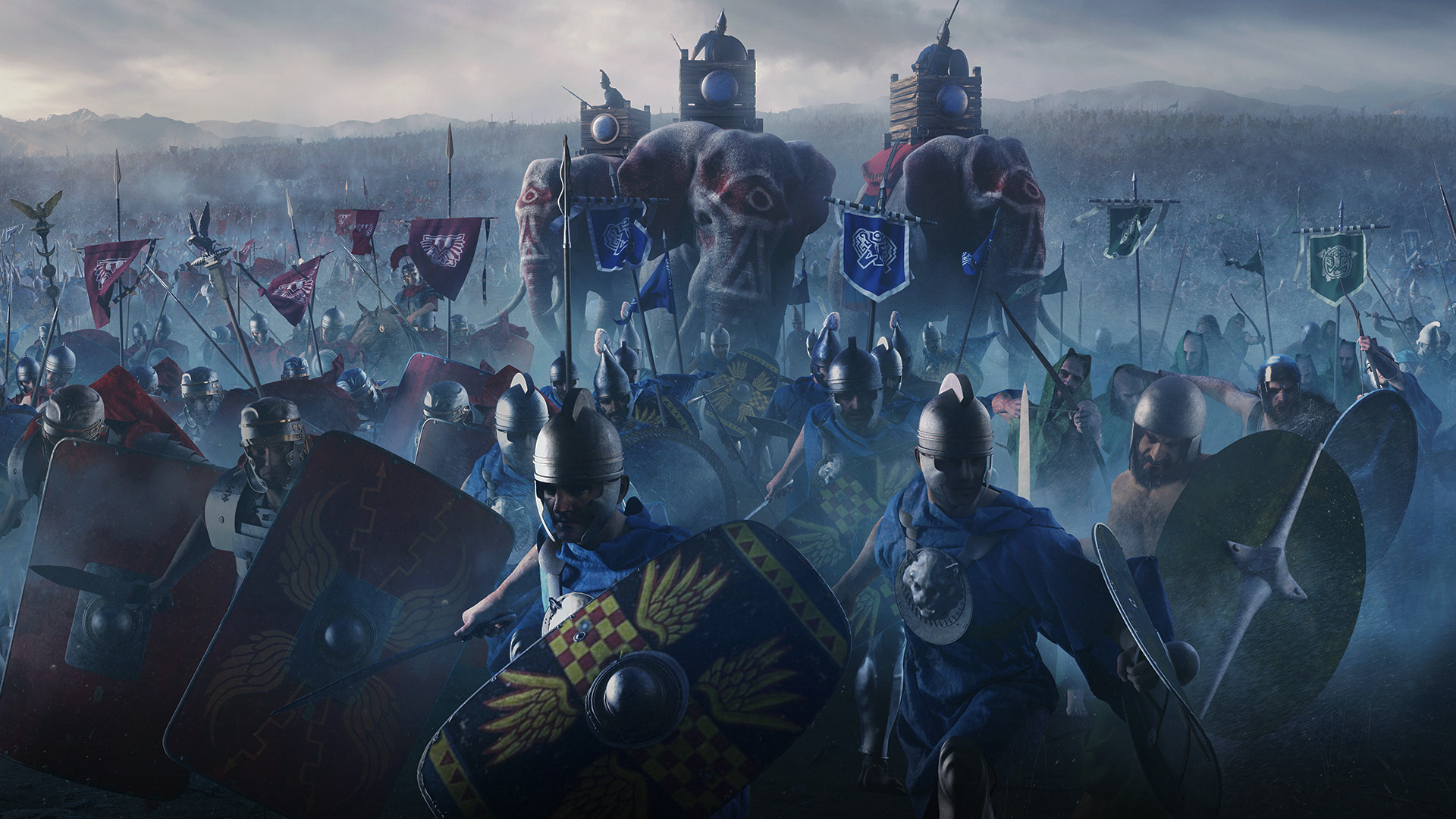 Total War: Arena Shuts Down In February 2019 | GameWatcher