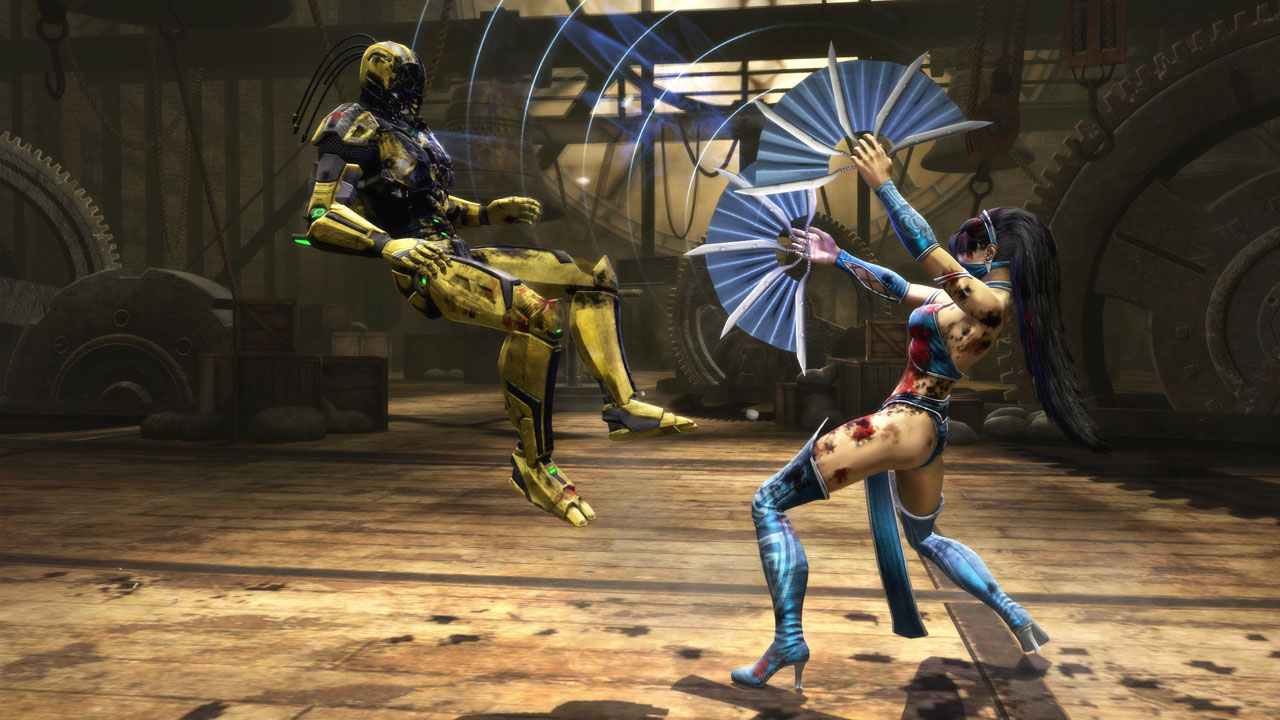 WB Games licenses Unreal Engine 3 thru 2014 | GameWatcher