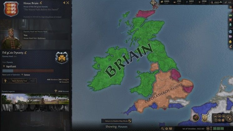 Crusader Kings 3 Dynasty and Legacy Guide