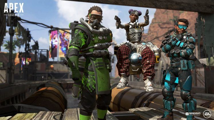Apex Legends Patch Notes - Patch 1.03 Preseason Update Released
