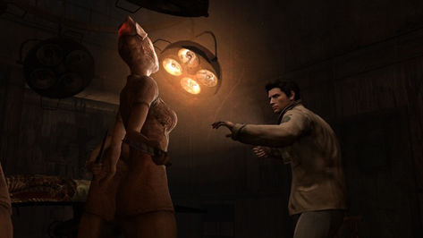 PC outing and return of Pyramid Head for Silent Hill: Homecoming