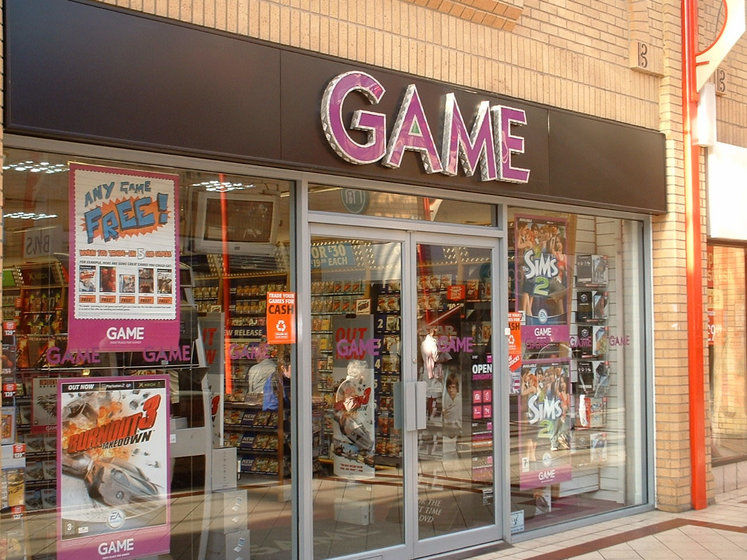 Report: UK retailer GAME prepping for administration