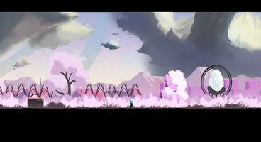 Explore and eulogise dead worlds with Elegy for a Dead World