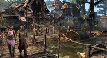 Get The Elder Scrolls Online: Murkmire DLC Expansion for Free